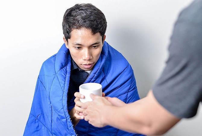 Thời tiết trở lạnh dễ gây nhiều bệnh hô hấp, trong đó có viêm mũi dị ứng, viêm xoang