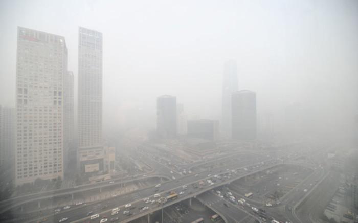 Ô nhiễm môi trường dẫn tới nhiều bệnh hô hấp trong đó có viêm xoang trán