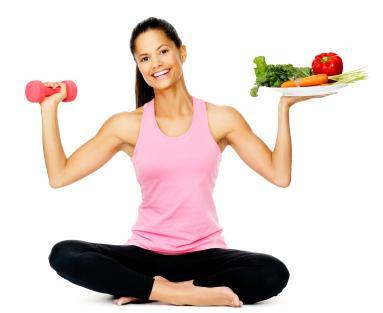 Luyện tập và dinh dưỡng phù hợp là giải pháp giúp tăng cường sức đề kháng