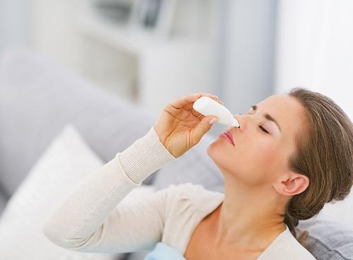 Vệ sinh mũi giúp làm sạch và ngăn ngừa viêm xoang tái phát