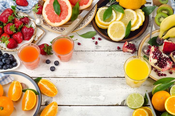 Các loại vitamin có trong nhiều loại trái cây