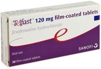 thuốc Telfast 120mg