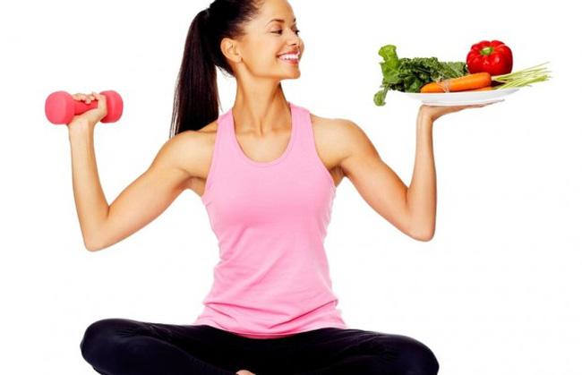 Kết hợp chế độ dinh dưỡng, nghỉ ngơi và luyện tập