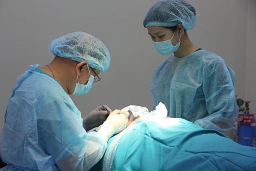 phẫu thuật viêm xoang do nấm