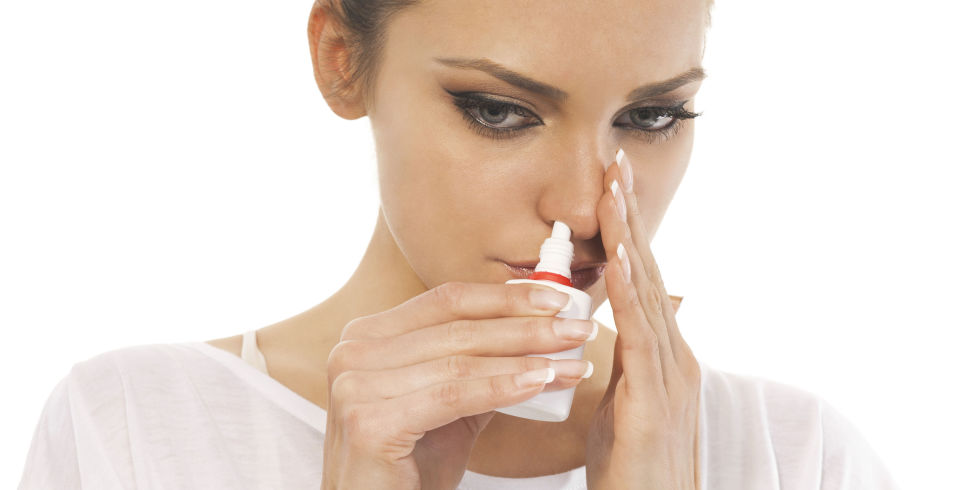Thuốc chữa dạng xịt, nhỏ mũi