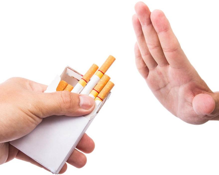 Bệnh nhân viêm xoang cần tránh thuốc lá và các chất kích thích