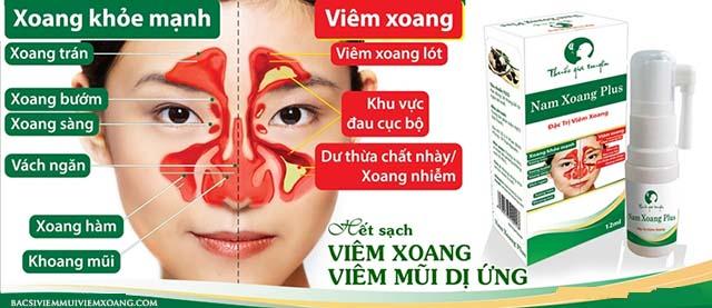 Thuốc gia truyền Nam Xoang Plus trị viêm xoang tốt không?