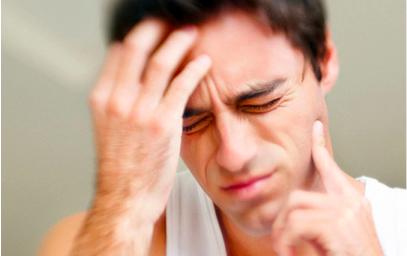 Nhức đầu vì viêm xoang