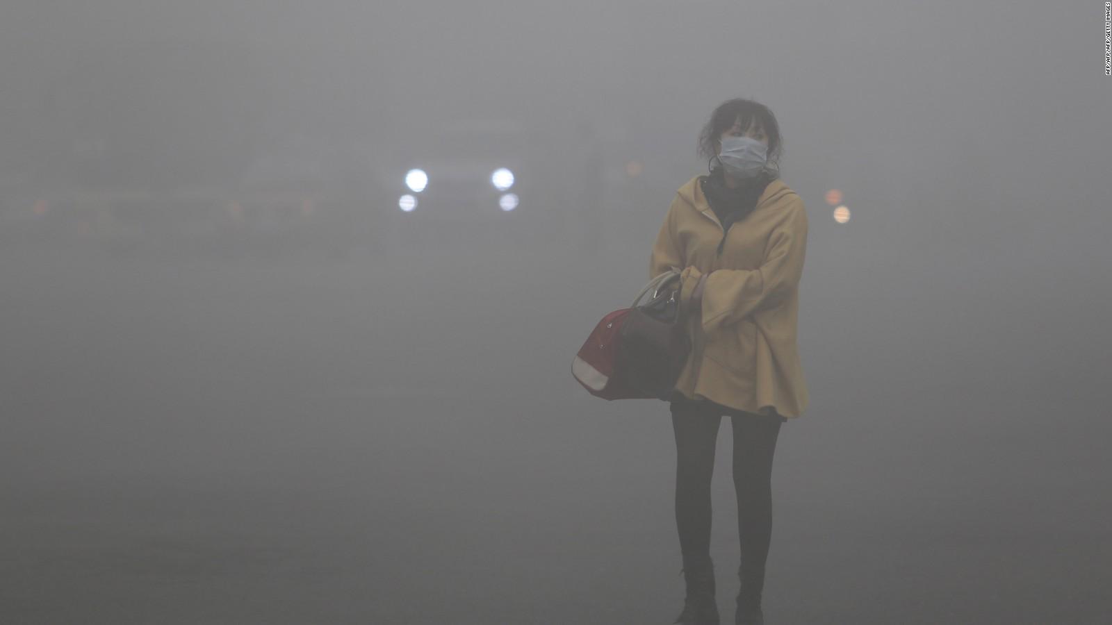 Môi trường ô nhiễm dễ gây ra các bệnh hô hấp, trong đó có viêm xoang