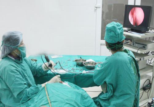 Điều trị viêm xoang bướm bằng phẫu thuật