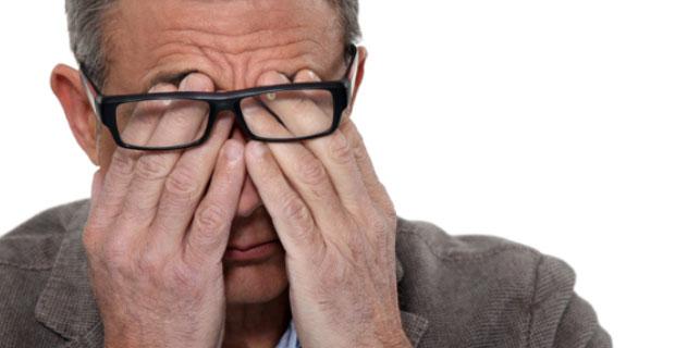 Viêm xoang bướm có thể gây ảnh hưởng đến thị giác