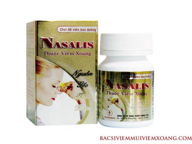 Thuốc viêm xoang Nasalis