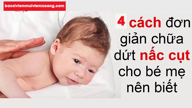 Trẻ sơ sinh hay bị nấc cụt nhiều thì phải làm sao? - trẻ sơ sinh bị nấc cụt khi ngủ