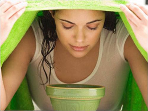 Cách chữa viêm xoang bằng dầu khuynh diệp