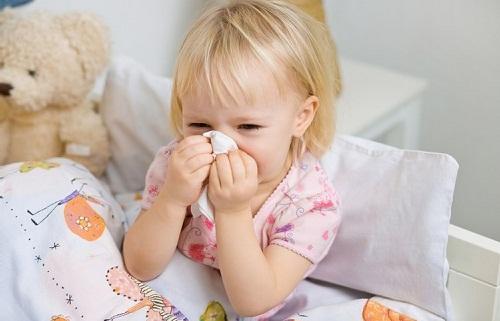 Các triệu chứng viêm mũi mủ dễ nhận biết ở trẻ -1