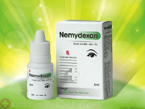 Thuốc nhỏ mũi Nemydexan