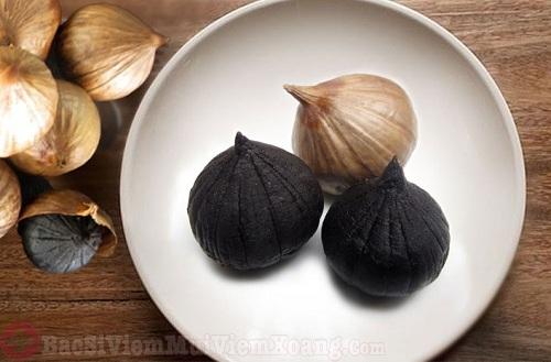 Ăn tỏi đen chữa viêm xoang hiệu quả