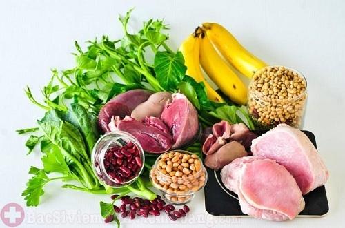 Người bệnh viêm xoang mãn tính cần bổ sung đầy đủ chất dinh dưỡng