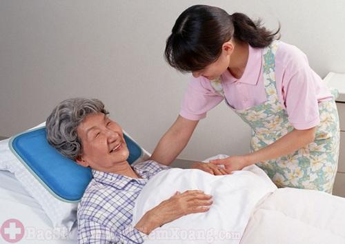 cách chăm sóc bệnh nhân sau mổ mũi xoang