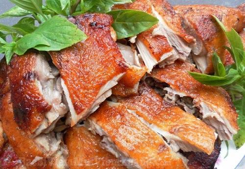 Người bệnh viêm xoang có nên ăn thịt vịt hay không?