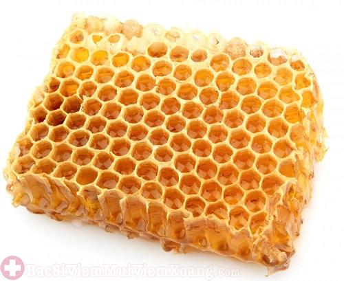 Tác dụng trị viêm mũi dị ứng của sáp ong