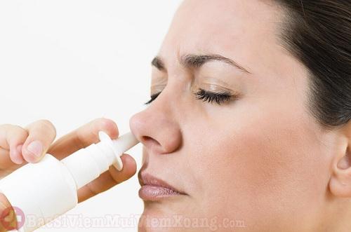 Thuốc xịt mũi Benita trị viêm mũi dị ứng có tốt?