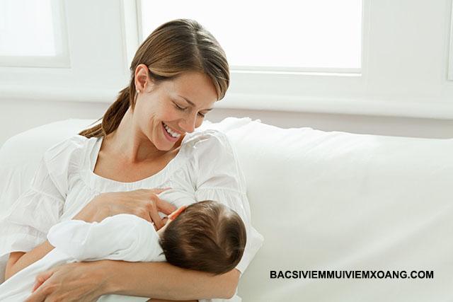 Điều trị viêm phế quản cho trẻ - trị viêm phế quản cho trẻ sơ sinh