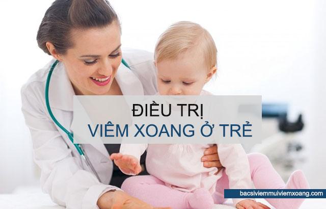cách điều trị viêm xoang ở trẻ em - cách chữa viêm xoang ở trẻ sơ sinh - thuốc chữa viêm xoang cho trẻ em