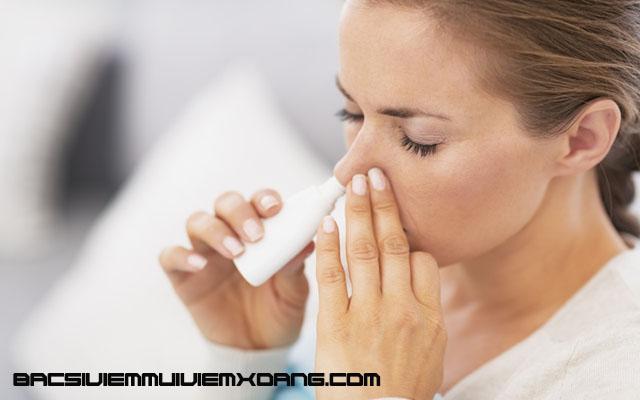 Điều trị viêm mũi dị ứng bằng thuốc tây