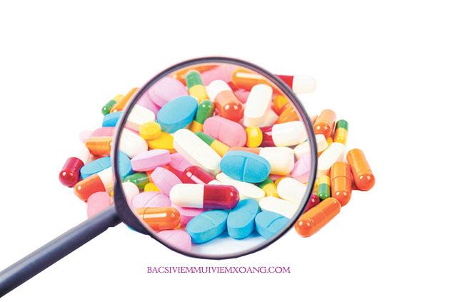 Viêm mũi dị ứng khi mang thai uống thuốc gì?