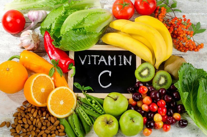 Bị ho nên ăn nhiều thực phẩm chứa vitamin C
