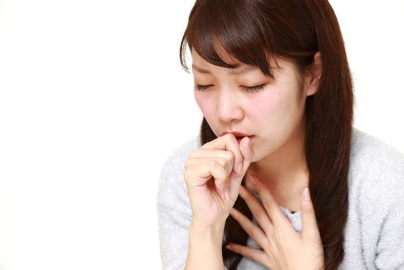 Ho là dấu hiệu điển hình của bệnh nhiễm trùng đường hô hấp